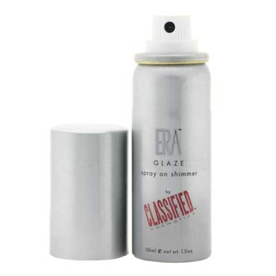 Classified Cosmetics GLAZE Spray-On Face & Body Shimmer