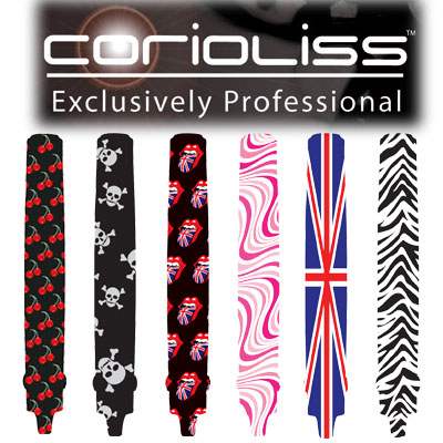 Corioliss Skins for C2 Bare Ultra Slim Hair Straighteners_1