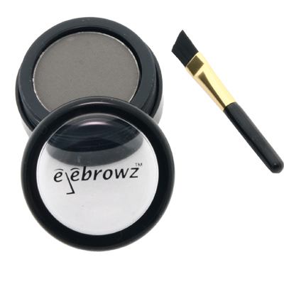 Eyebrowz Natural Colour Shading Powder & Brush Set_1