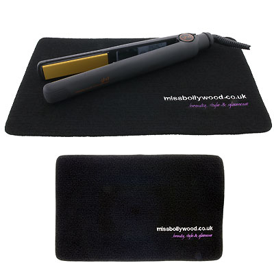Miss Bollywood Straightener & Curling Tong Heat Resistant Mat_1
