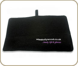 Miss Bollywood Heat Resistant Mat for Straighteners and Curling Tongs