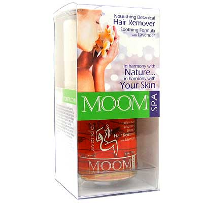 Moom Botanical Hair Removal Kit with Lavender, 6oz_1