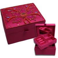 Miss Bollywood Luxury Embroided Jewellery Boxes