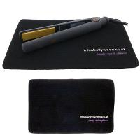 Miss Bollywood Straightener & Curling Tong Heat Resistant Mat