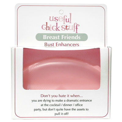 Breast Friends Bust Enhancers by Useful Chick Stuff