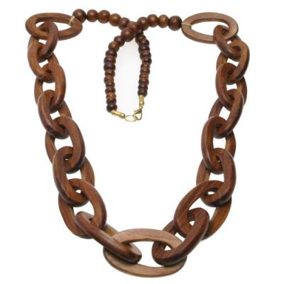Anchor Chain Hand Crafted Necklace_1