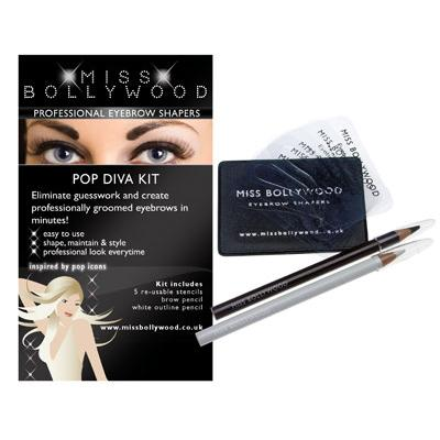 Pop Diva Eyebrow Shaping Kit_1